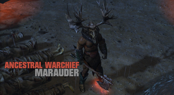 Path Of Exile Marauder Beginner Build