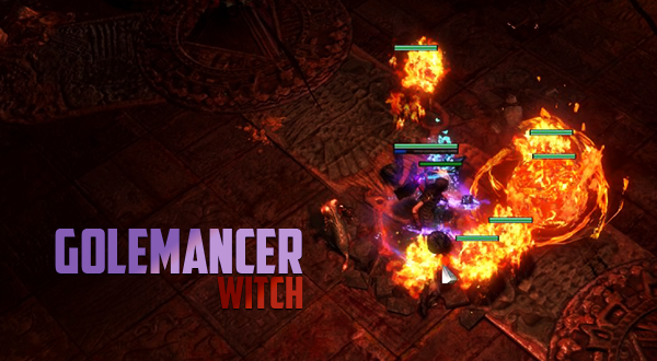 2 6 Golemancer Summoner Witch Necromancer Path Of Exile Gems As the gem can level up so you can use it more and make the active skill grow stronger. golemancer summoner witch necromancer