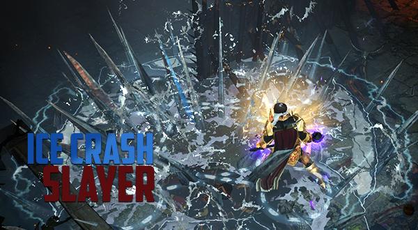 3 1 ice crash duelist slayer path of exile gems