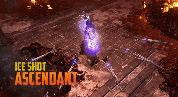3 1 ice shot scion assassin elementalist path of exile gems