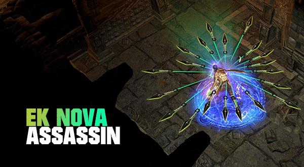 3 1] Zizaran's Ethereal Knives (EK) Nova Shadow (Assassin