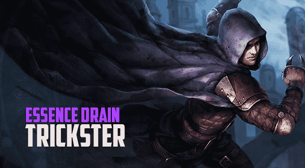 3 2] Essence Drain Shadow (Trickster)   Path of Exile Gems