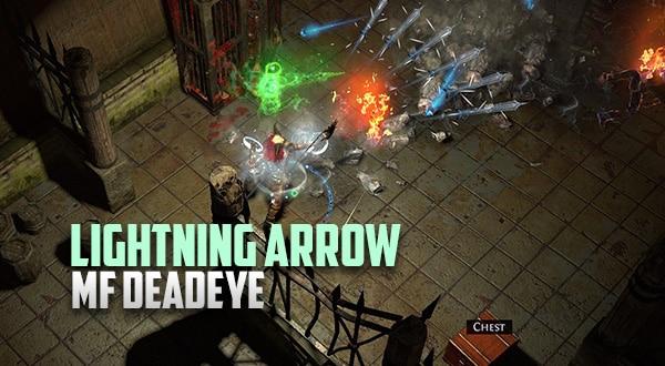 3 7 Legion] MF Windripper Lightning Arrow / Tornado Shot