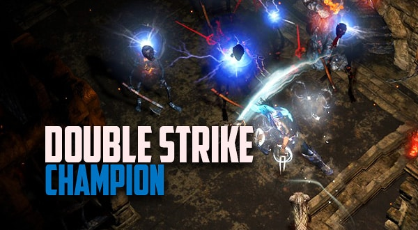 3 5] Instant Leech Double Strike Duelist (Champion) | Path