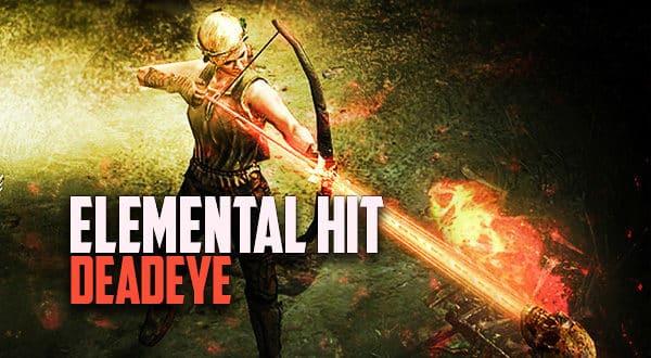 3 6] Chin Sol Elemental Hit Ranger (Deadeye) | Path of Exile