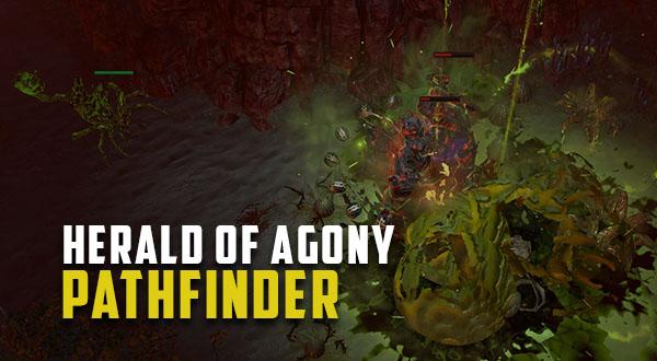 3 6] Herald of Agony Ranger (Pathfinder) | Path of Exile Gems