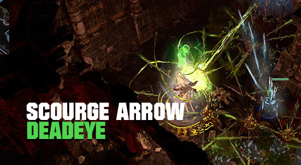 3 6 Scourge Arrow Ranger Deadeye Path Of Exile Gems Hopefully you found this list of path of exile fossil locations useful in your venture through the wraiclast. 3 6 scourge arrow ranger deadeye