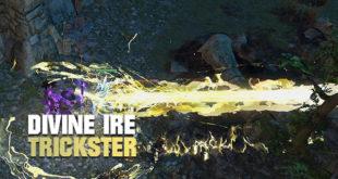 3.7 divine ire trickster build
