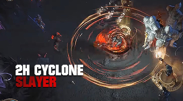 3 8 Reworked Cyclone Duelist Slayer Path Of Exile Gems This unique enchantment cannot be learned at an arcane enchanter. 3 8 reworked cyclone duelist slayer