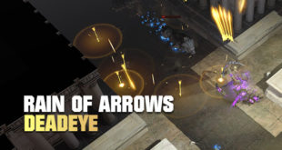 3.7 Rain of Arrows Build