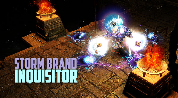 Poe 3 9 Storm Brand Templar Inquisitor It requires level 31, str 52. poe 3 9 storm brand templar inquisitor