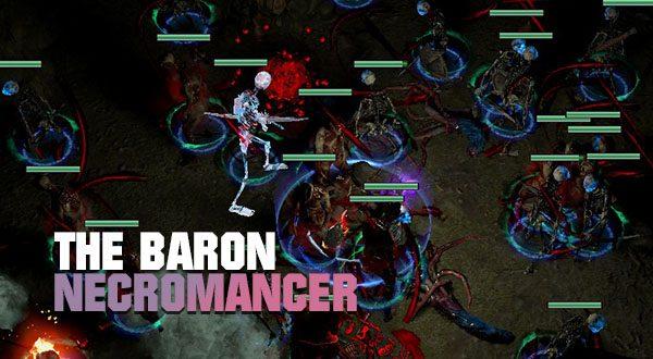 poe the baron