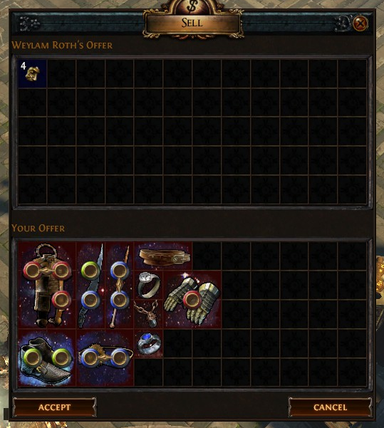 Exalted Shard recipe