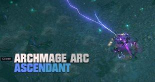 Archmage Arc Ascendant Build 3.13