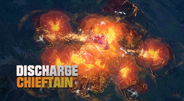 Discharge Chieftain Build 3.13