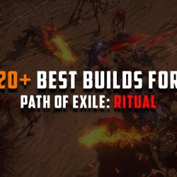 [3.13] 20+ Best PoE Builds for Echoes of The Atlas & Ritual League