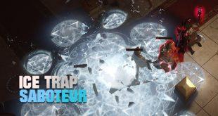 ice trap saboteur 3.16 scourge league